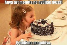 Kids and Cakes - funny pictures - funny photos - funny images - funny pics - funny quotes - funny animals @ humor Funny Parenting Memes, Funny Jokes, Parenting Quotes, Mom Jokes, Parenting Tips, Mom Meme, Mindful Parenting, That's Hilarious, School Jokes