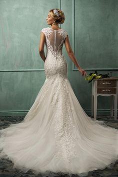AmeliaSposa Wedding Dresses 2014 Collection - MODwedding