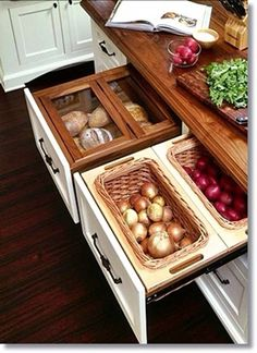 We spend a lot of time in the kitchen. So we should make it a place where we can really enjoy. First of all it has to be well organized, so here are s...