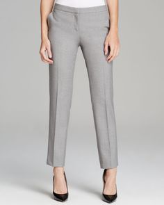 Now available: Theory Item Cropp... Be the first to see it!: http://www.swankybazaar.com/products/theory-item-cropped-betoken-trouser-pants-in-gray-light-heather-size-6?utm_campaign=social_autopilot&utm_source=pin&utm_medium=pin