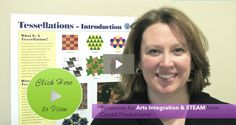 Video showcasing arts integration and steam resources that are already produced and waiting for your classroom
