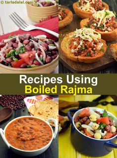 77 boiled rajma recipes | Boiled Rajma  Recipe Collection  | Page 1 of 6 |  Tarladalal.com