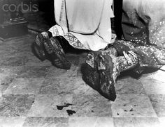 Kneeling at Mass During Wartime - NA001192 - Rights Managed - Stock Photo - Corbis. San Benedetto, Italy. Oct. 11, 1944.