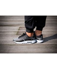 best website b4b86 1cac7 Air Max Zero Essential Black Anthracite Cool Grey Mens Nike Air Max  Trainers, Air