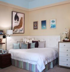 Corner Bed idea