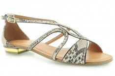 SANDAŁY GINO ROSSI DN925L Gladiator Sandals, Shopping