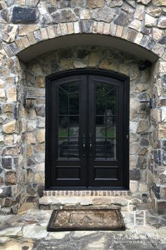 If your home decor is a more traditional style, consider creating one of your own traditial wrought iron doors—the classic silhouettes you love with the bespoke twist only we can provide. Contact Clark Hall to learn more about the process.