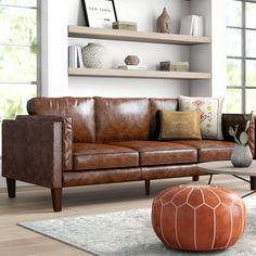 Leather Loveseat, Loveseat Sofa, Sofas, Living Room Sets, Living Room Furniture, Modern Rustic Interiors, Wood Design, Love Seat, Upholstery