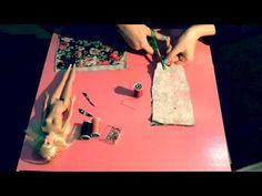 Barbie elbise yapımı/dikimi ( How to make a Barbie dress) - YouTube