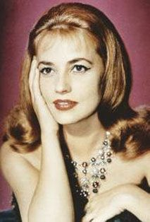 Jeanne Moreau- French Actress
