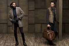 Brunello Cucinelli Autumn/Winter 2013 Men's Lookbook | FashionBeans.com