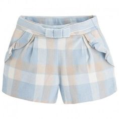 Cute Shorts, Casual Shorts, Kids Outfits, Casual Outfits, Indian Designer Outfits, Chor, Sweater Coats, Short Girls, Kids Wear