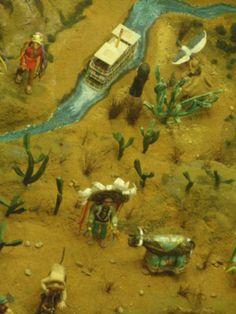 Resultado de imagem para escolar maquete rio são francisco