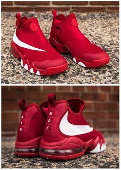 08ddc6b932d5 Nike Big Swoosh Charles Barkley  University Red