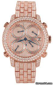 Jacob & Co. . H24 Five Time Zone Automatic H24RGDD $224,000 #watches