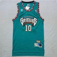 0a70bd863 ADIDAS NBA VANCOUVER GRIZZLIE HARDWOOD CLASSICS BASKETBALL SET JERSEY SHORT    99 Memphis Grizzlies