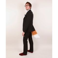 Kigu.co.uk sells these because it's so hard to find a tux with tails these days...