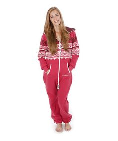 Ruby Red Scandinavia All-in-One - Unisex