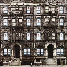 Led Zeppelin Physical Graffiti – Knick Knack Records