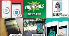 #World #News  Meet the five startups vying for Best App at the 10th Annual Crunchies Awards  #StopRussianAggression