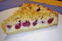 Pudding-Streusel-Kuchen Pudding – crumble cake, a delicious recipe from the category cakes. Pudding Desserts, Pudding Recipes, Pudding Cake, Cupcake Recipes, Dessert Recipes, Streusel Cake, Homemade Frappuccino, Easy Smoothie Recipes, Coconut Recipes