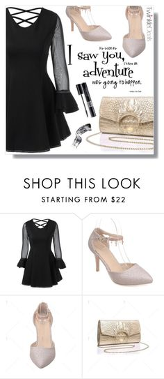 """""""Hanging in my closet"""" by fashion-pol ❤ liked on Polyvore featuring Bobbi Brown Cosmetics and Christian Dior"""