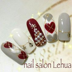 @pelikh_ nailz winter nails - amzn.to/2iZnRSz Luxury Beauty - winter nails - http://amzn.to/2lfafj4