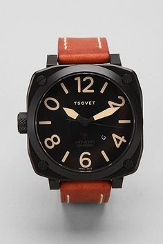 Graduation Gift for Thai -- TSOVET SVT AT76 Watch