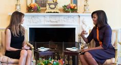 Melania Trump shows PURE CLASS with famous Michelle Obama project