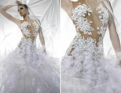 Lacey wedding style