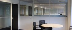 Cloison vitrée, cloison de bureau, cloison métal, cloison aluminium, cloison phonique, cloison acoustique