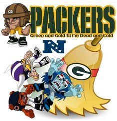 Packers Baby, Packers Football, Football Memes, Football Team, Green Bay Packers Fans, Nfl Green Bay, Vikings Football, Go Pack Go