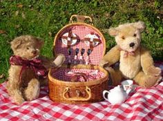 Awakenings: Teddy Bear Hugs | Children love teddy bears... inviting friends over, comparing teddy bears, sharing teddy bears, and most of all having a teddy bear picnic. What about the adults? Adults love food with an enjoyable time to 'dine out' being going on a picnic. So...Guess what?