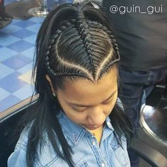 STYLIST SPOTLIGHT: love is in the hair styled by @guin_gui by @_dawnixx of…