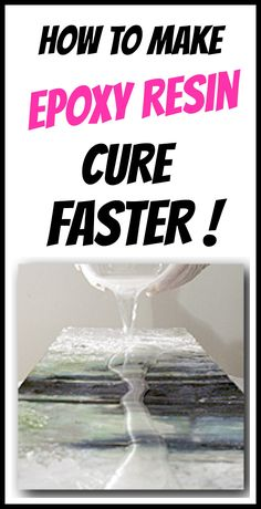 Tips on what to do ( and what NOT to do ) to make ArtResin cure faster! - Epoxy resin art - Tips on what to do ( and what NOT to do ) to make ArtResin cure faster! Diy Resin Art, Epoxy Resin Art, Diy Epoxy, Diy Resin Crafts, Wood Resin, Resin Molds, Acrylic Resin, Acrylic Pouring, Epoxy Resin Countertop