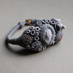 Exquiste coral bracelet. £85.00, via Etsy.