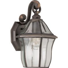 Home decorators collection medium exterior wall lantern