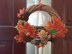 Autumn DIY kopogtató