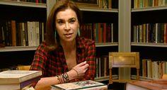 """Carmen Posadas: """"Con los libros sólo necesitas pasar página para poder vivir mil vidas"""""""