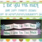 (freebie)This is a quick and easy craft t(fo do for Mother's Day, Father's Day, Grandparent's Day, etc.  Simply print out the templates and attach student's h...