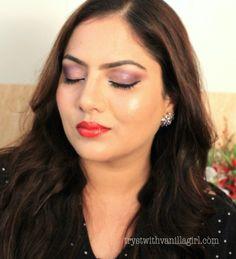 Soft Engagement Makeup Tutorial,Festive Indian Makeup
