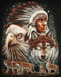 ' That's how turquoise was called by some Native American tribes. Native American Wolf, Native American Headdress, Native American Pictures, Native American Wisdom, Native American Artwork, Native American Beauty, American Indian Art, Native American History, American Symbols