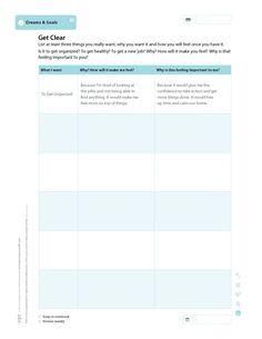 PDF : Get Clear Worksheet