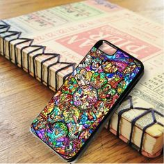 Disney All Character Stained iPhone 6|iPhone 6S Case