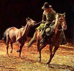 """""""Through the Arroyo"""" by Don Stivers   Flootie.com"""