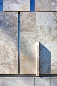 Detail : The Barnes Foundation, Philadelphia | Tod Williams Billie Tsien