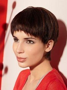 Retro Tazón De Corte Peinados //  #Corte #Peinados #retro #Tazón