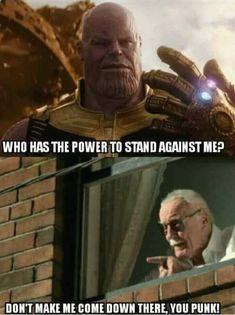 RIP Thanos