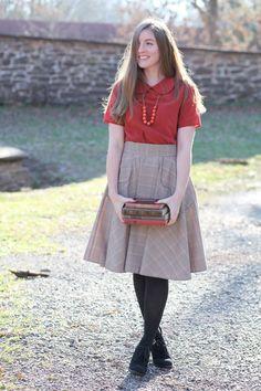 Patron gratuit : le jupe Veronika « Blog de Petit Citron