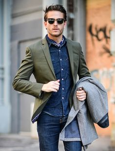 Know Your Nominees: Best Men's Fashion Blog